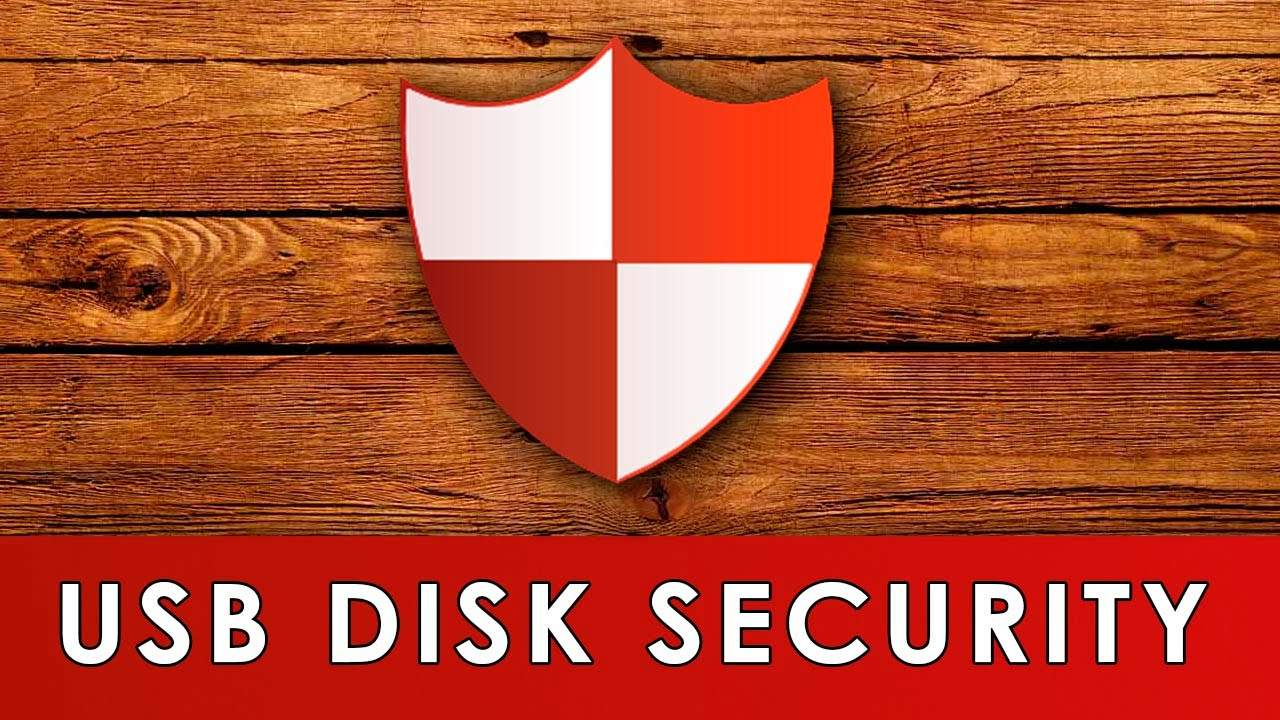 نرم افزار Usb Disk Security